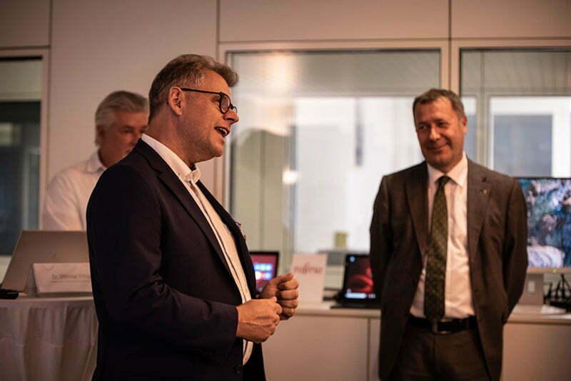 IT Unternehmen, Neuer Standort Buochs, Andreas Kleeb