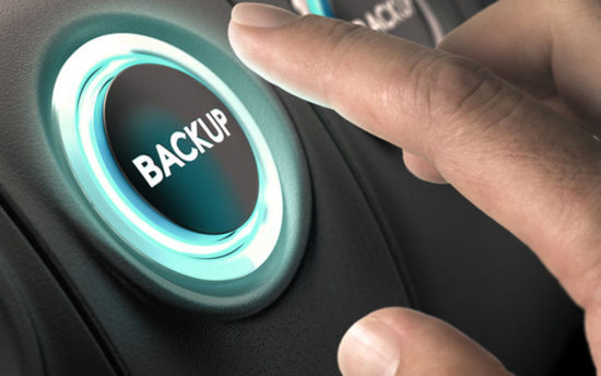 Backup Lösungen, IT Infrastruktur, IT Sicherheit