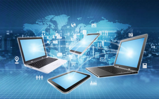 Digitaler Arbeitsplatz, mobiles Arbeiten, Hardware & Software