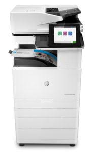 HP Multifunkionsdrucker, HP Color LaserJet MFP A3, HP Drucker