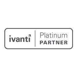 Logo_Ivanti-Platinum_Partner in Digitalisierung & Cloud Lösungen