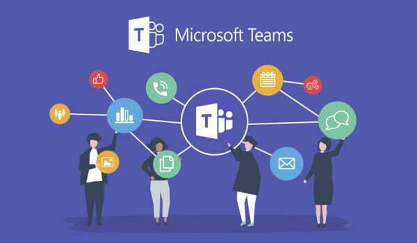 Moderne Zusammenarbeit mit Microsoft Teams