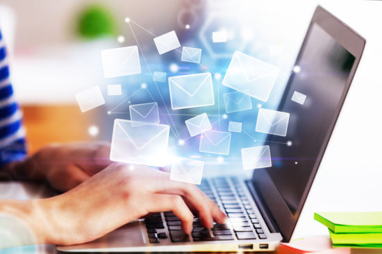 Digitaler Posteingang, Dokumenten Management