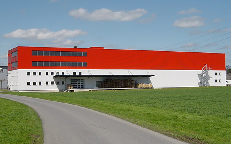 redIT Standort Oberrüti, IT Unternehmen für Digitalisierung und Cloud Lösungen