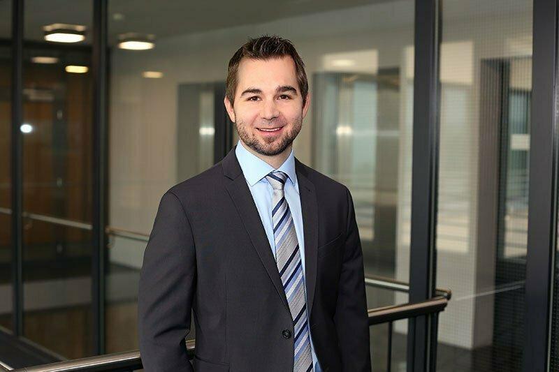 Portrait von Andreas Eugster, Kantonspolizei Zug, IT-Security